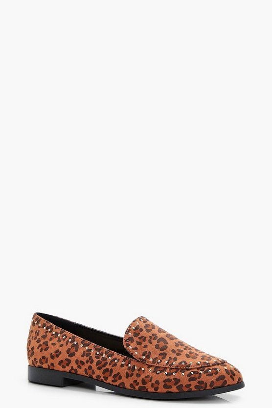 Louisa Stud And Tassel Trim Loafer