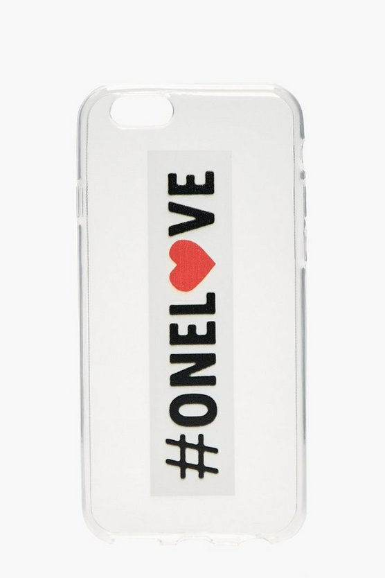 Charity iPhone 6 Case One Love