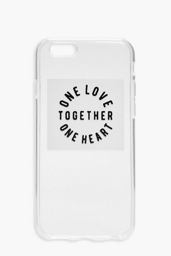 Charity iPhone 6 Case - Together