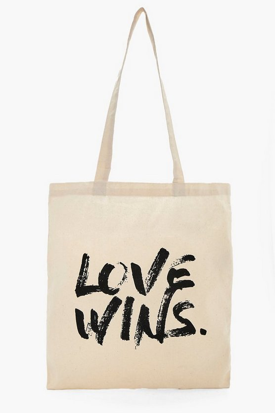 Charity Bag - Love Wins