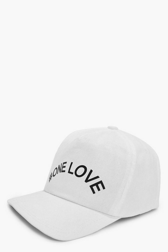 casquette caritative - one love