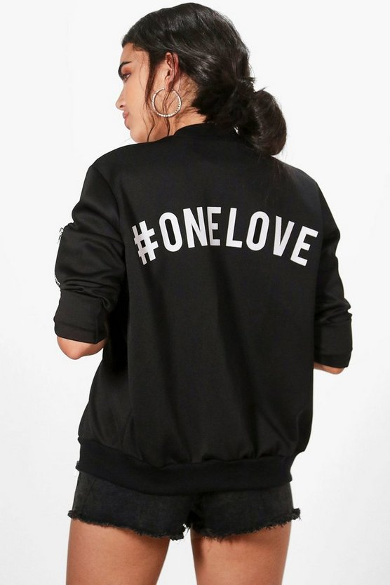 Charity One Love Jacket