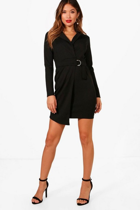 Alice Tailored Wrap Dress