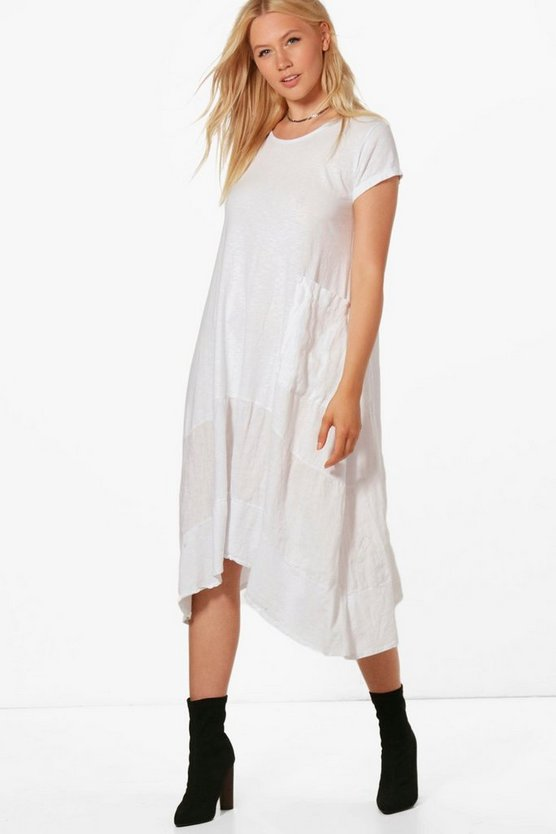 Dana Cap Sleeve Midi Dress