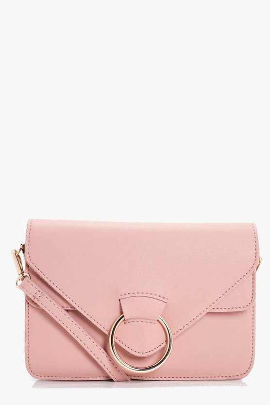 Ella Ring Detail Cross Body