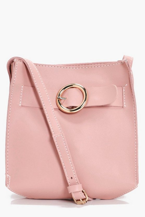 Eliza Ring Buckle Cross Body