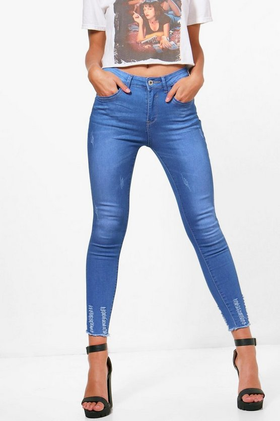 Melissa Super Skinny High Rise Jeans