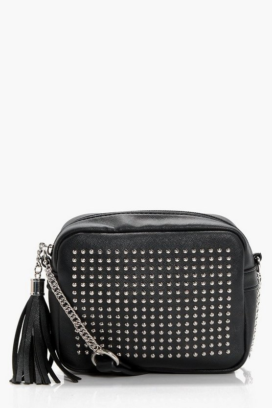 Saskia Pin Stud Camera Bag
