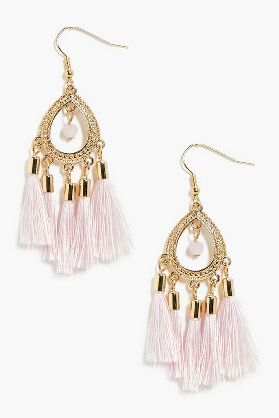 Kate Boho Tassel Earrings