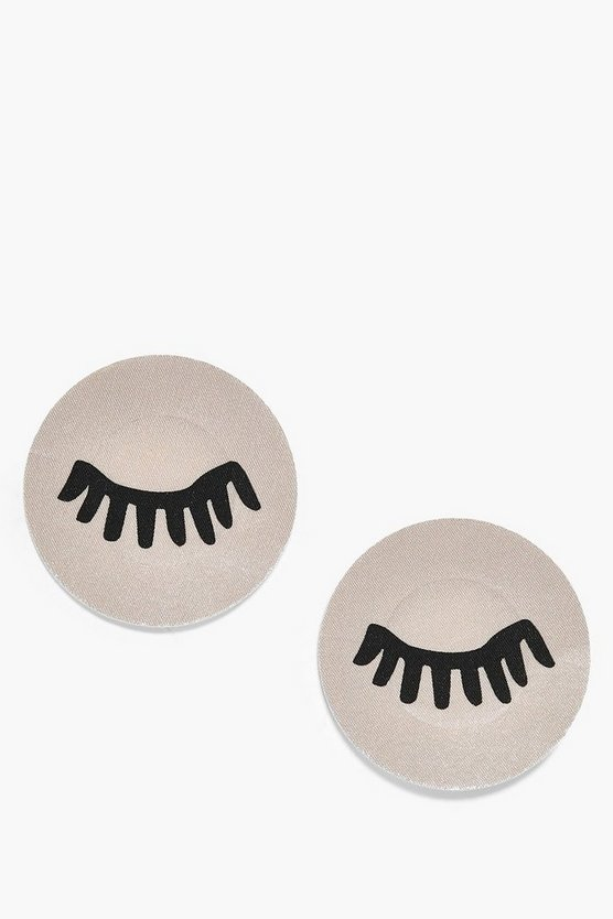 Novelty Nipple Covers Lashes