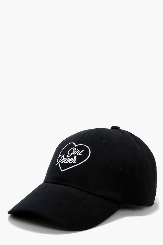 Gemma Girl Power Slogan Cap