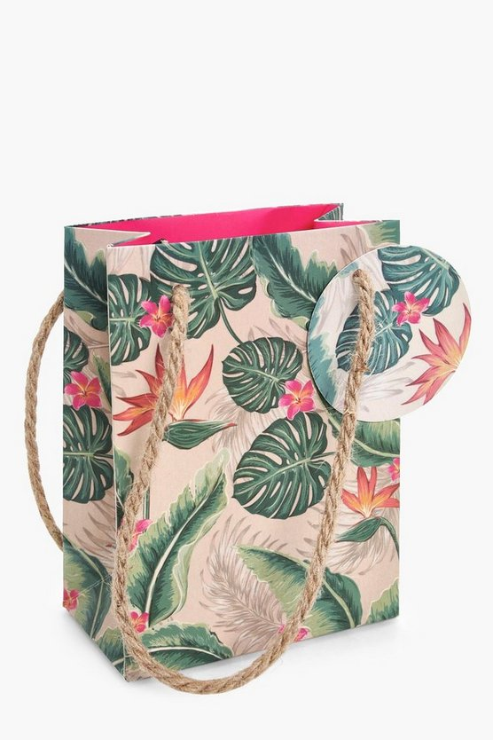 Small Tropical Gift Bag