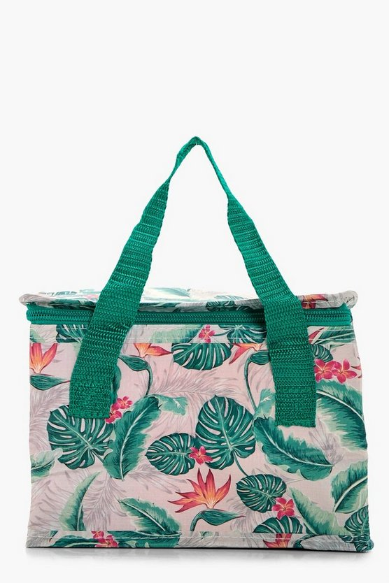 Tropical Island Cooler Bag