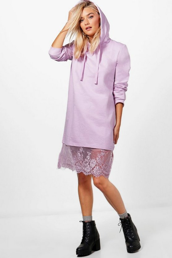 Lucy Underlayer Sweat Dress
