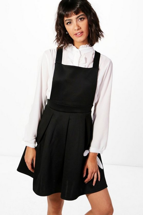 Charlotte Pinafore Dress
