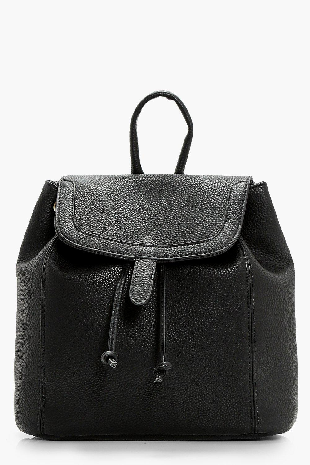 Entry Painted Edge Rucksack - black - Kerry Entry