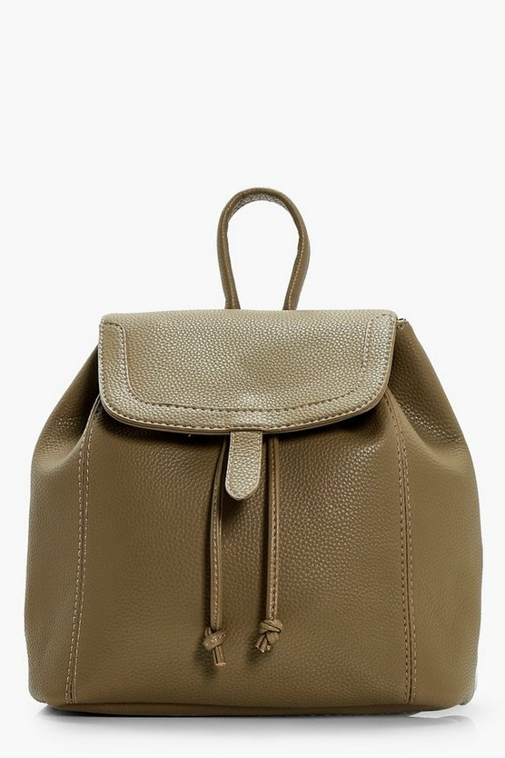 Kerry Entry Painted Edge Rucksack