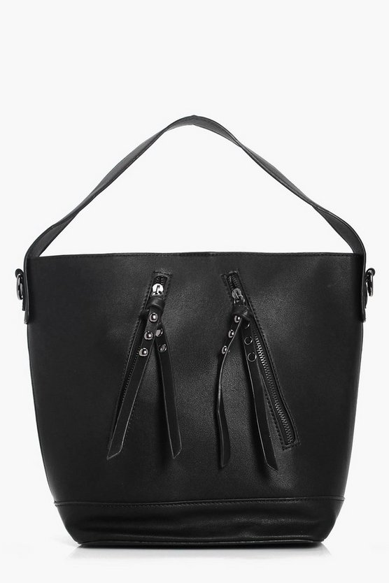 Kate Zip Detail Day Bag