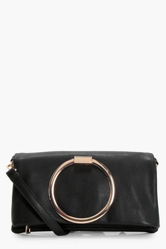 Karen Large Ring Cross Body Bag