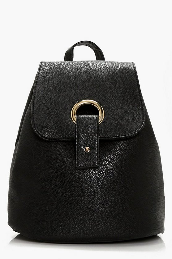 Laura Circle Ring Detail Rucksack