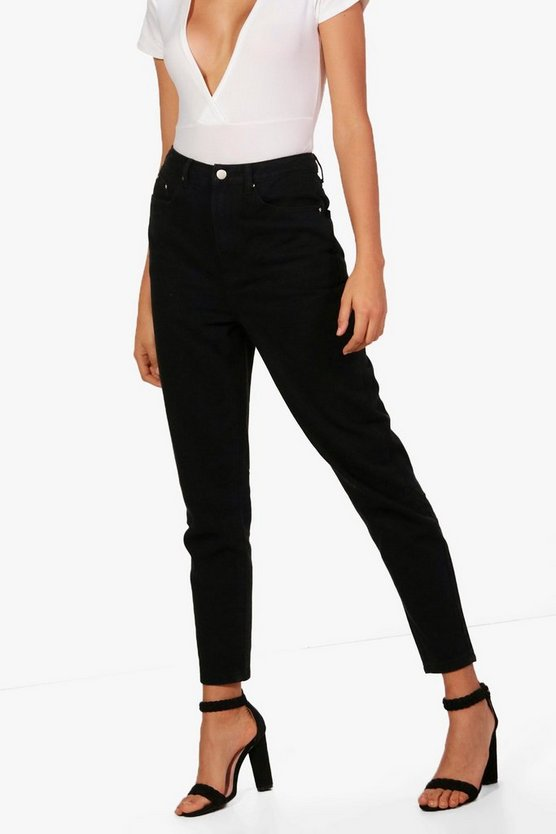 Charlie Authentic Rigid Slim Fit Mom Jeans