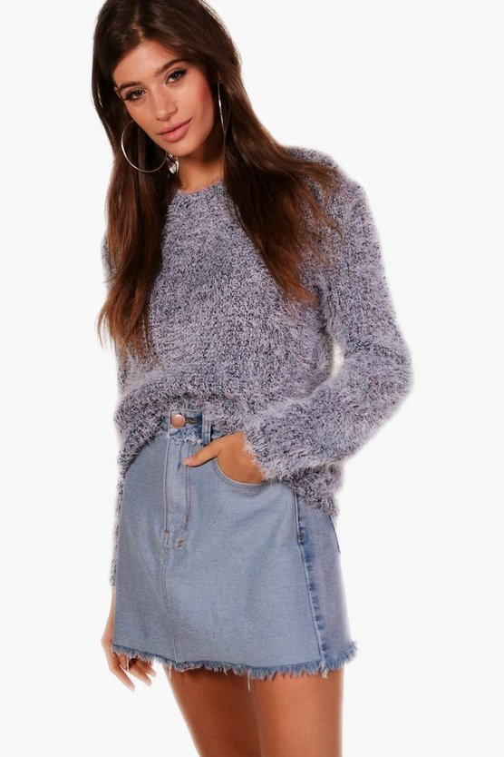Zoe Hairy Jumper