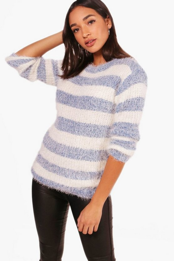 Leah Striped Jumper