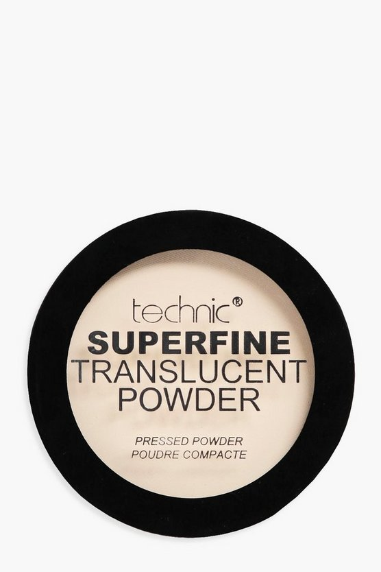 Super Hire Translucent Pressed Powder
