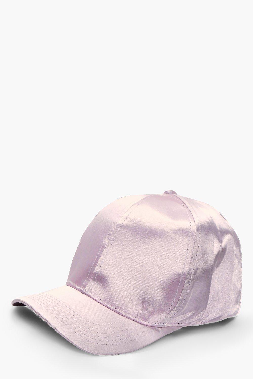 Satin Cap - pink - Ella Satin Cap - pink