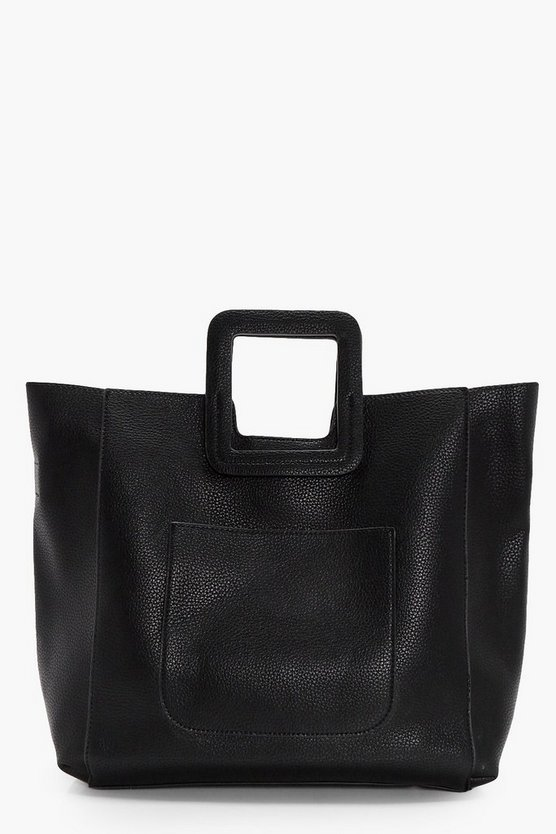 Eve Front Pocket Tote Bag