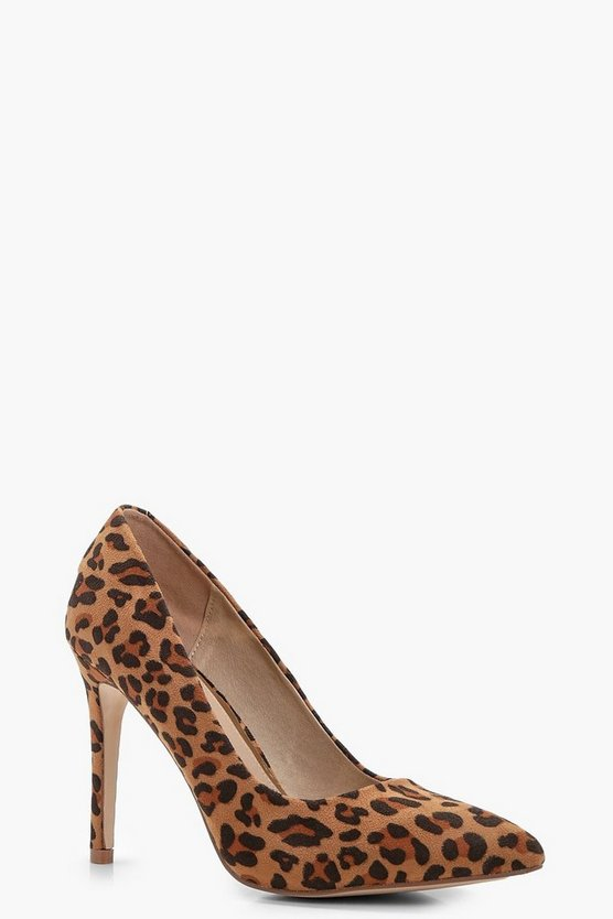 Paige Pointed Toe Court Heels