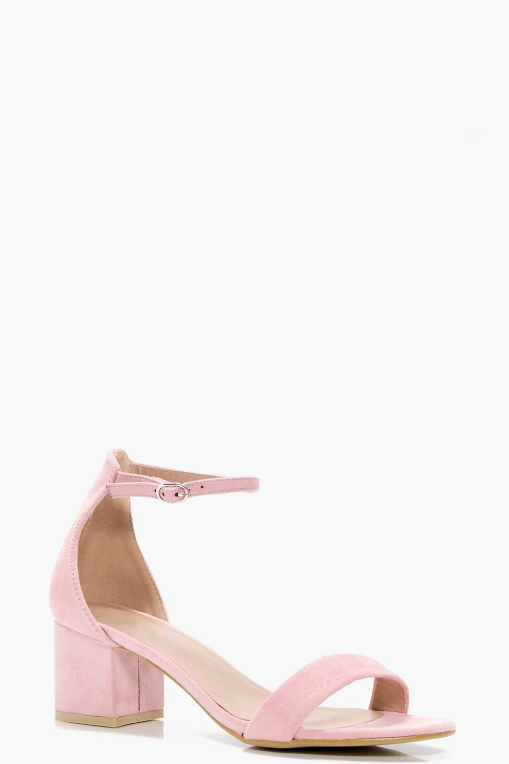 Bethany Low Block Heel pink DZZ45353  VLLNRU09F
