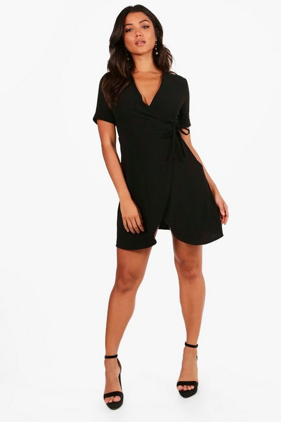 Rosie Wrap Over Dress