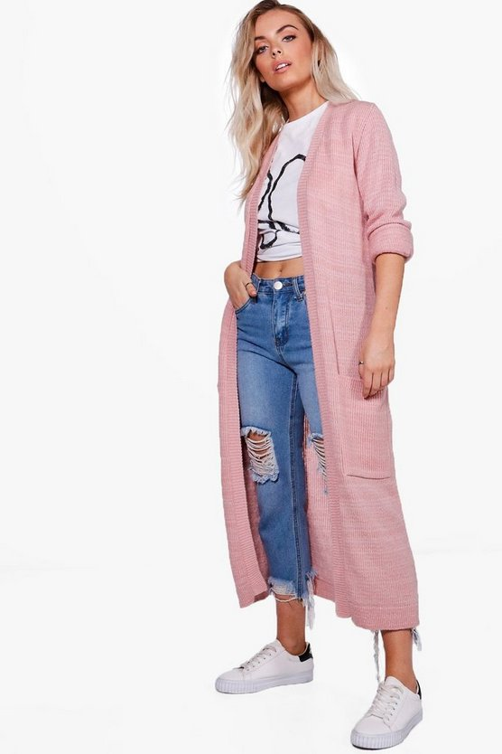 Holly Chunky Knit Longline Cardigan