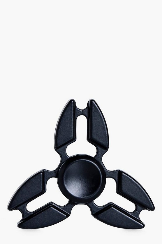 Black Heavyweight Fidget Spinner