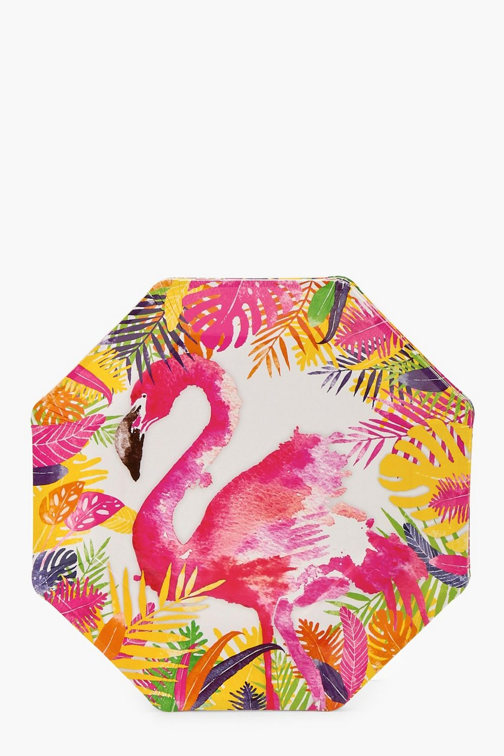 Flamingo Paper Plates & Flamingo Paper Plates | Boohoo