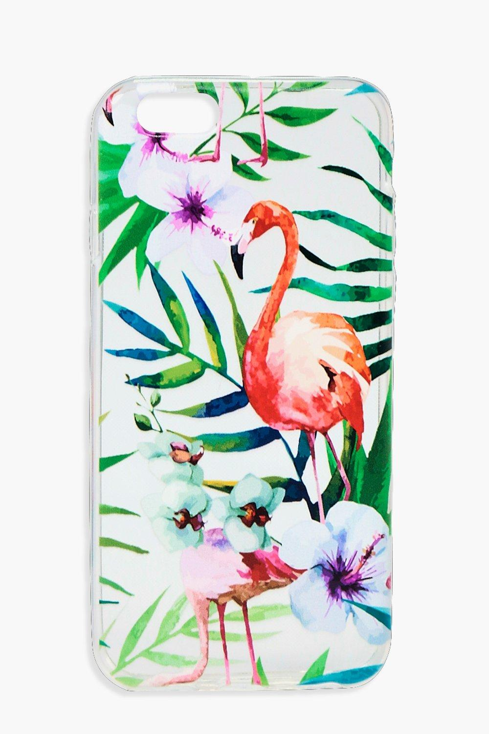 Flamingo iPhone 6 Case - multi - Tropical Flamingo