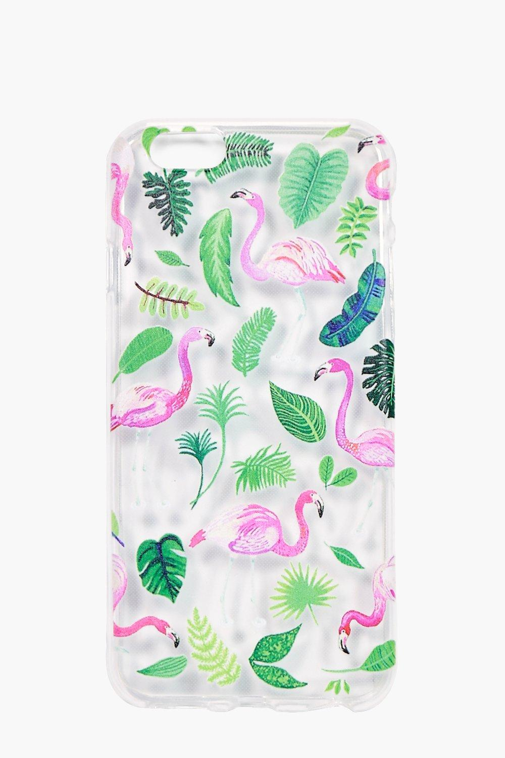 And Leaf iPhone 6 Case - multi - Flamingo And Leaf