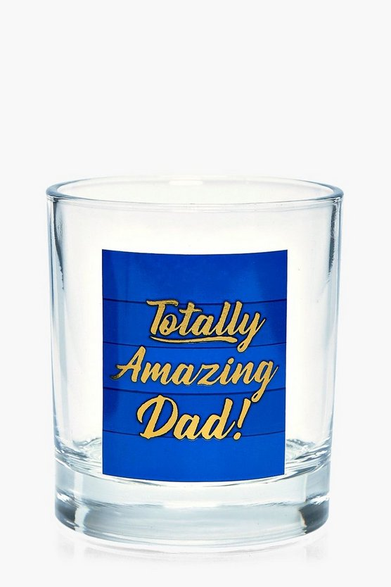 Amazing Dad Whiskey Glass