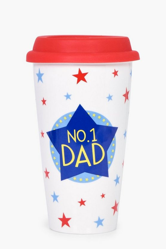 No. 1 Dad Travel Mug