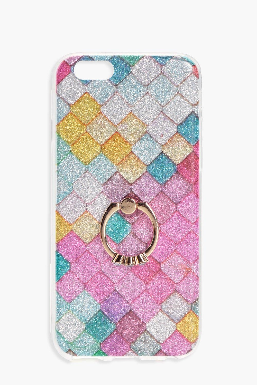 iPhone 6 Case - pink - Tiled iPhone 6 Case - pink