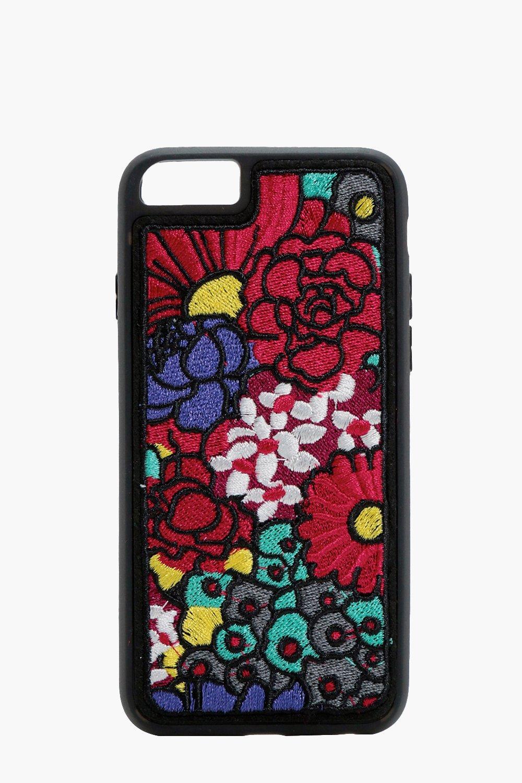 iPhone Case - multi - Floral iPhone Case - multi