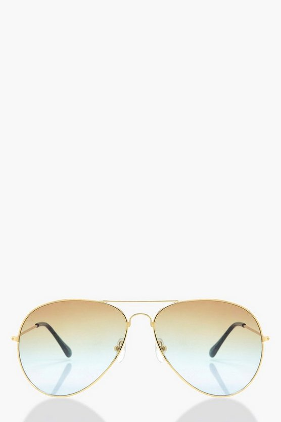 Lola Ombre Aviator Sunglasses