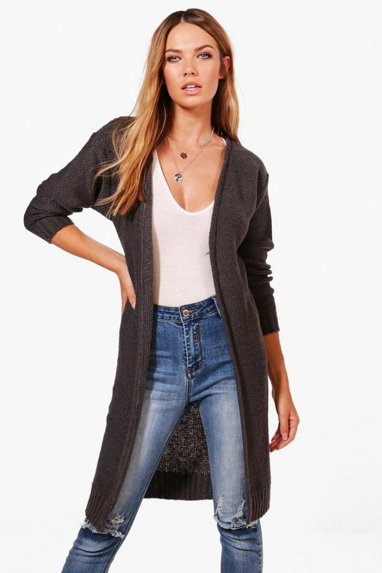 Lois Soft Knit Midi Cardigan