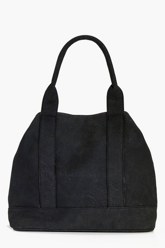 Lois Panelled Day Bag