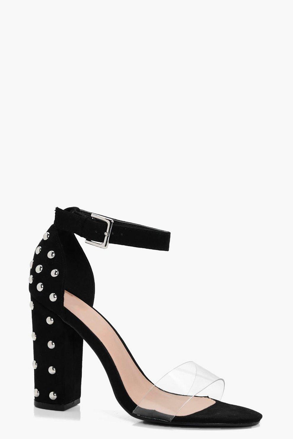 Alice Stud Detail Heel 2 Parts USXtsqR