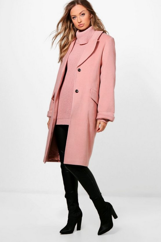 Rosie Oversized Coat