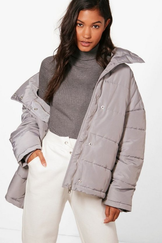 Lucy Oversized Padded Jacket