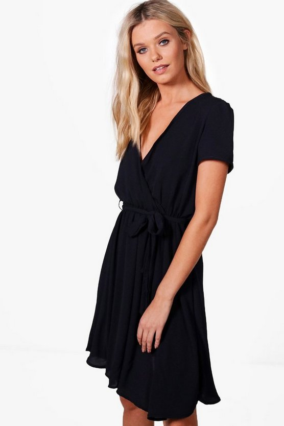 Phoebe Woven Tea Dress