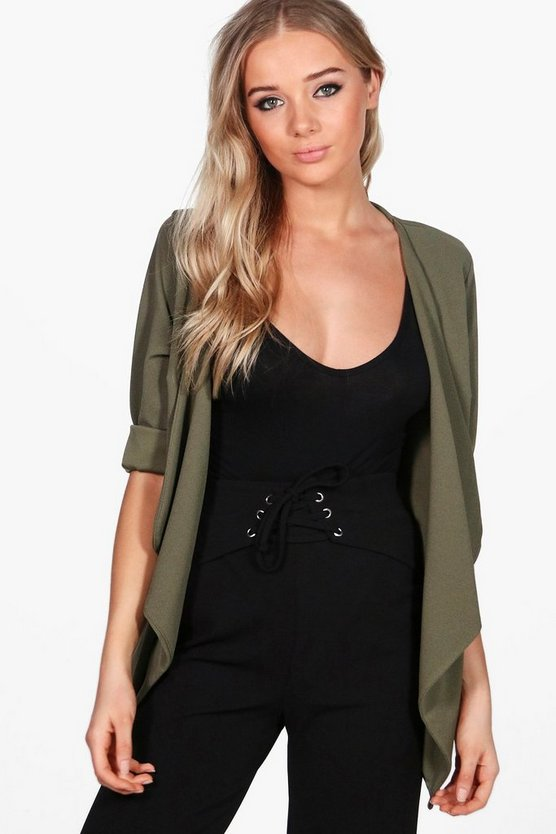Hannah Waterfall Duster